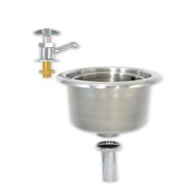 Fisher 58785 SS FAUCET SBSWHE 10SS