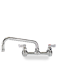 ANZA Kitchen Faucet Single Handle High Arc Faucet with Pull Down amazon.com ANZA Commercial 360°SwivelRust B07GSV74PF